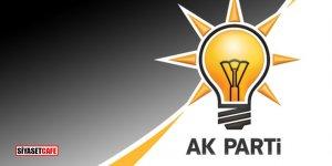 AK Parti bir ilin daha başkan adaylarını açıkladı