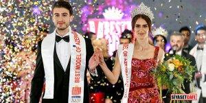 Azerbaycan'ın en yakışıklı erkeği ve en güzel kadını seçildi