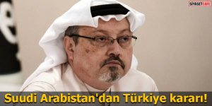 Suudi Arabistan'dan Türkiye kararı! Reddetti