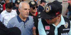 Eski İstanbul Valisi Mutlu tahliye edildi