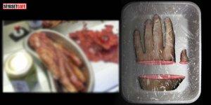 'İnsan eti yemekten bıktım' dedi polise teslim oldu