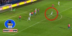 Cengiz Ünder'den Şampiyonlar Ligi'nde enfes gol