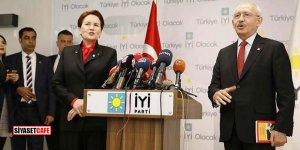 CHP iki ilçede İYİ Parti'nin adayını destekleyecek