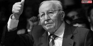 Unutulmayan siyasetçi Necmettin Erbakan ve Özlü Sözleri
