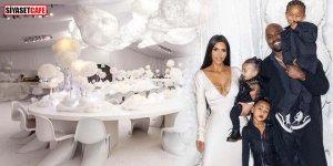 Kim Kardashian'ın 500 bin dolarlık Noel partisi olay oldu