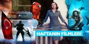 Türkiye'deki sinema salonlarında bu hafta 6'sı yerli 11 film vizyona girecek.