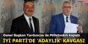 İYİ Parti'de 'Adaylık' kavgası Genel Başkan Yardımcısı ile Milletvekili kapıştı