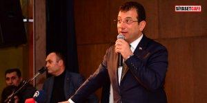 İmamoğlu'ndan AK Parti standına sürpriz ziyaret
