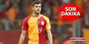 Galatasaray Ozan Kabak'ı KAP'a bildirdi