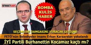 FETÖ'nün Belediyeler İmamı Erkan Karaarslan gözaltına alındı: Burhanettin Kocamaz kaçtı mı?