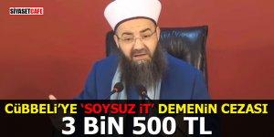 Cübbeli'ye 'Soysuz it' diyen Orhan Aydın 3 bin 500 TL ceza aldı