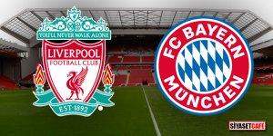 Liverpool – Bayern Münih maçı şifresiz yayınlanacak