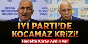 İYİ Parti'de Kocamaz krizi! Hedefte Koray Aydın var