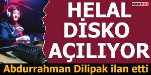 Abdurrahman Dilipak ilan etti: Helal disko açılıyor