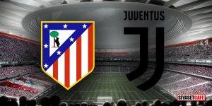 Atletico Madrid – Juventus maçı hangi kanalda şifresiz?