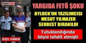 Yargıda FETÖ şoku: Bylock'un yazılımcısı Mesut Yılmazer serbest