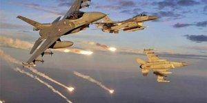 Kuzey Irak'a hava harekatıyla terör hedefleri imha edildi