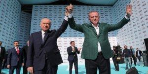 Cumhur İttifakı'nın Büyük Ankara Mitingi saat 13.30'da başlayacak
