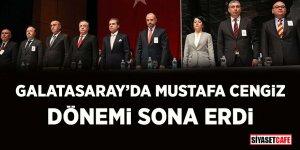 Mustafa Cengiz ibra edilmedi! Galatasaray seçime gidiyor
