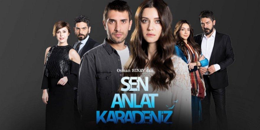 Sen Anlat Karadeniz dizisinin 7. Bölüm fragmanı yayınlandı