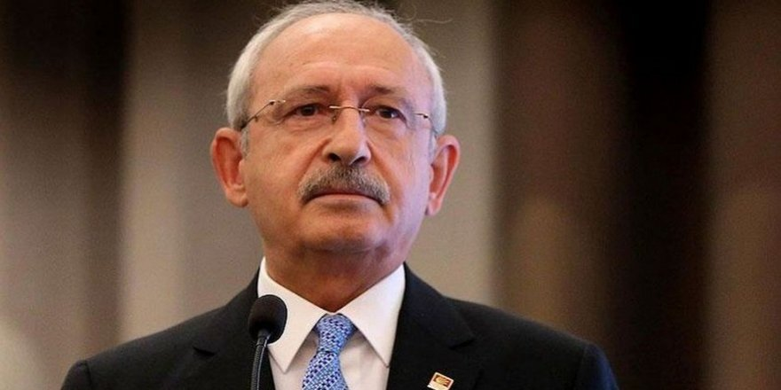 Kılıçdaroğlu'ndan vatandaşlara 'Türk bayrağı' çağrısı