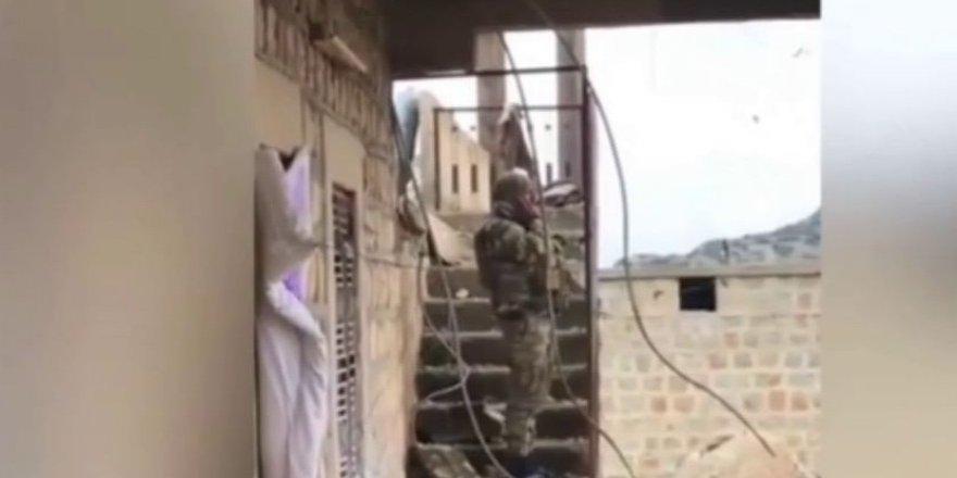 Afrin'de ezan vakti