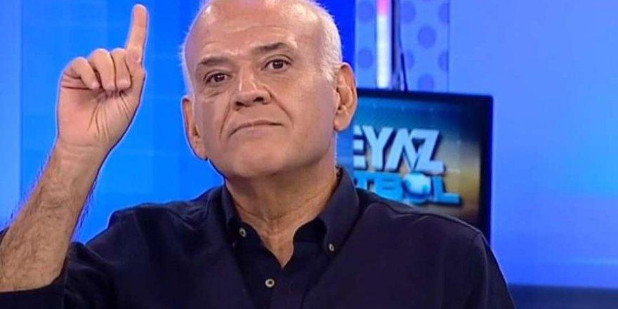 Ahmet Çakar canlı yayında boğa oldu stüdyo yıkıldı