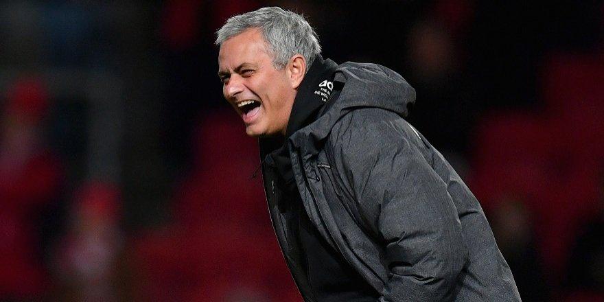 Mourinho'nun görüntüleri izlenme rekoru kırdı