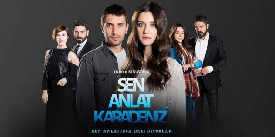 Sen Anlat Karadeniz dizisinin 8. Bölüm fragmanı yayınlandı
