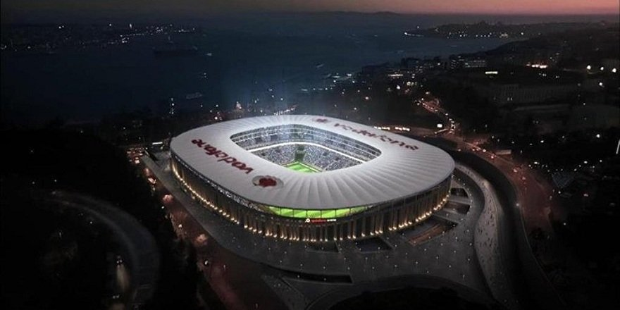 UEFA'dan Vodafone Park'a özel video