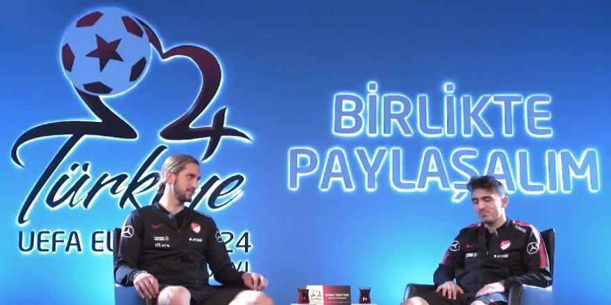 Trabzonspor'un Milli yıldızları kahkahaya boğdu