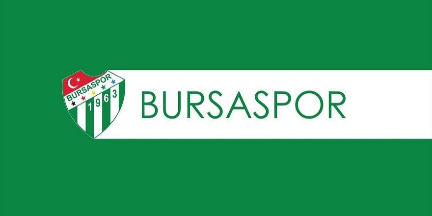 Bursaspor'dan bir günlük kontrat!