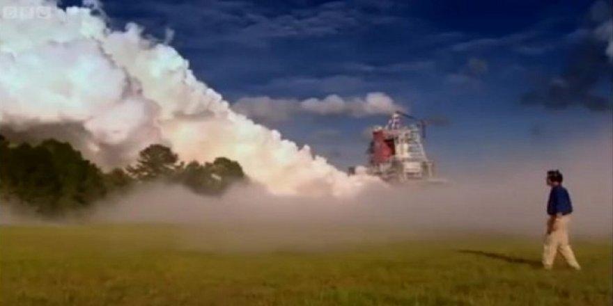 İşte NASA'nın yapay yağmur bulutları