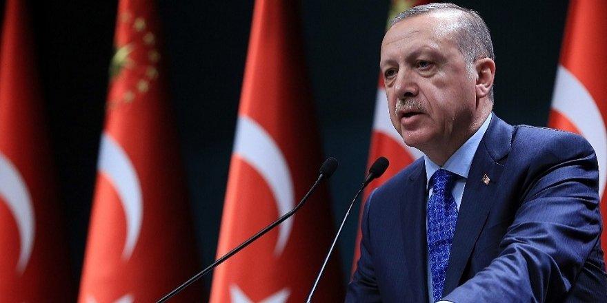 Erdoğan'dan Buhara'da Kuran tilaveti
