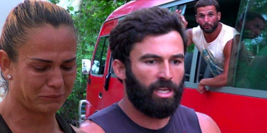 Survivor 74. bölüm fragmanı! Nagihan ağladı, Turabi çıldırdı!