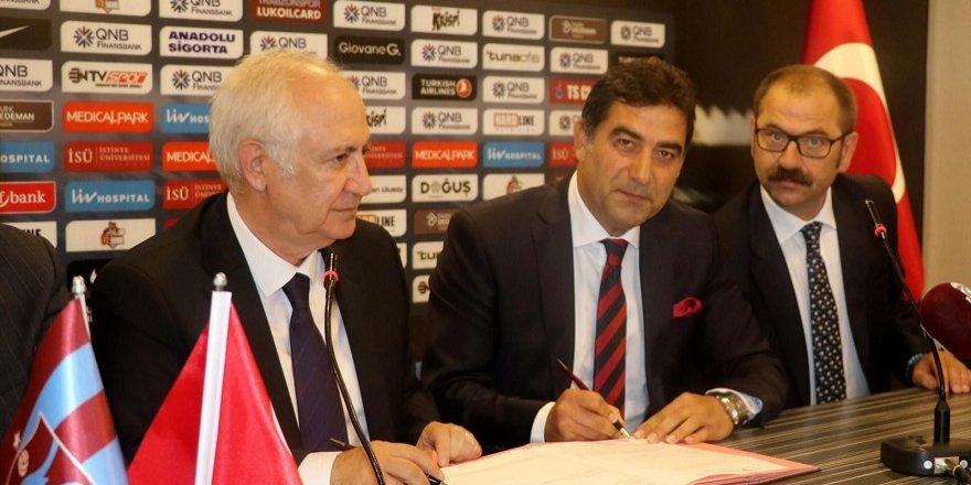 Trabzonspor'dan Ünal Karaman'a özel klip!