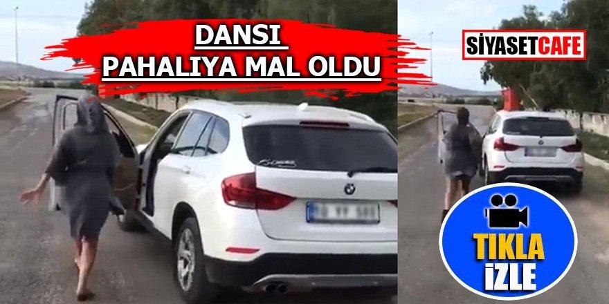Hülya Avşar'ın dansı pahalıya mal oldu!