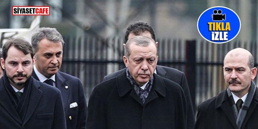 Bakan Albayrak, Süleyman Soylu'ya omuz attı