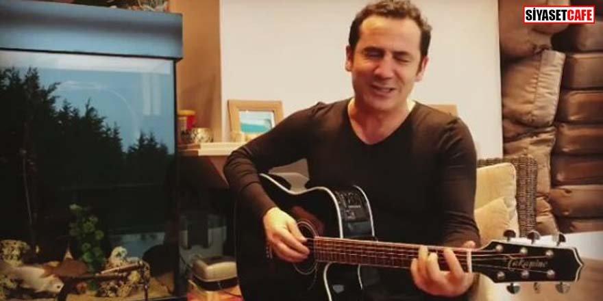 Ferhat Göçer'den 'Müslüm Baba'lı yılbaşı şarkısı