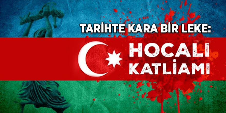 Iğdır'da Hocalı Katliamı anıldı- VİDEO-