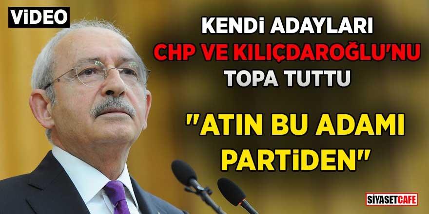 CHP'li Battal İlgezdi'den Kemal Kılıçdaroğlu ve partisine tepki