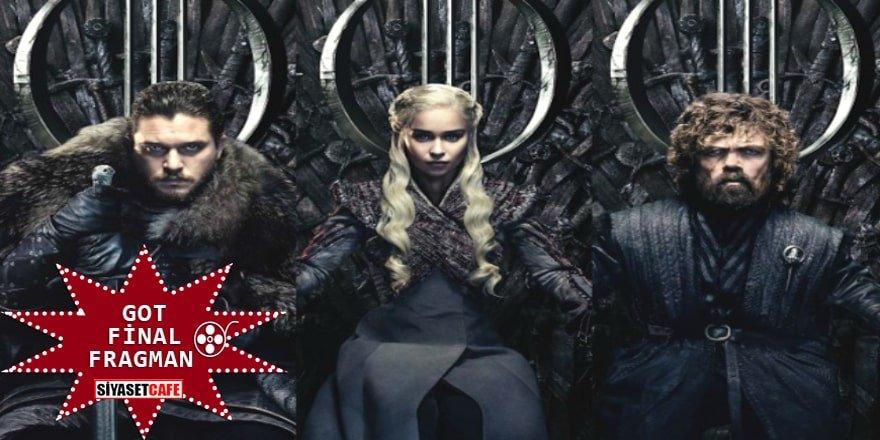 Game of Thrones Final Bölümü Fragmanı Yayınlandı