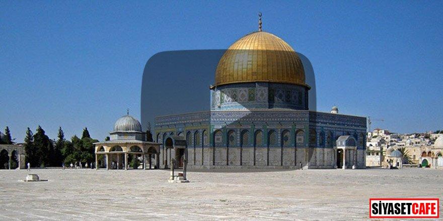 Kudüs 831 yıl sonra tamamen İsrail'in olmak üzere...