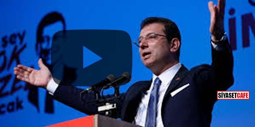 İşte CHP'li İmamoğlu'nun HDP'li Demirtaş'ı alkışladığı o anlar