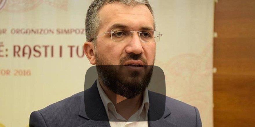 İhsan Şenocak'tan şok sözler: Türkçe Kuran okumayın, imanınız sarsılır