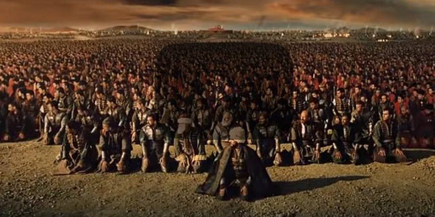 Bu sahne Yenikapı'da gerçek olacak!