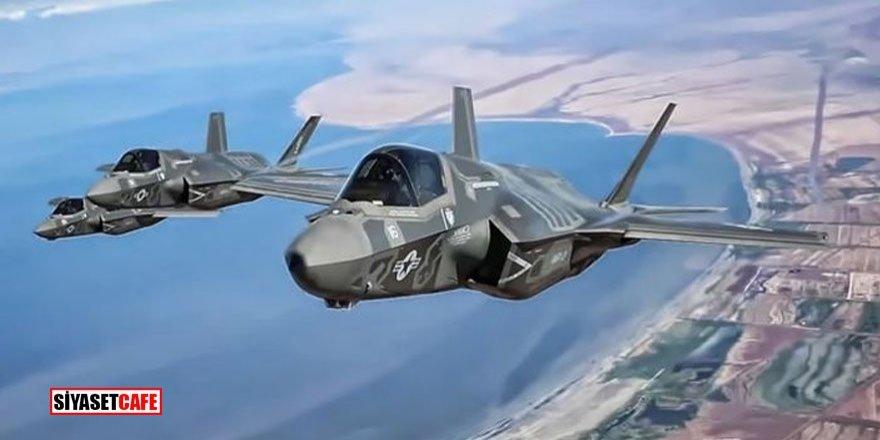 İşte radara yakalanmayan F-35