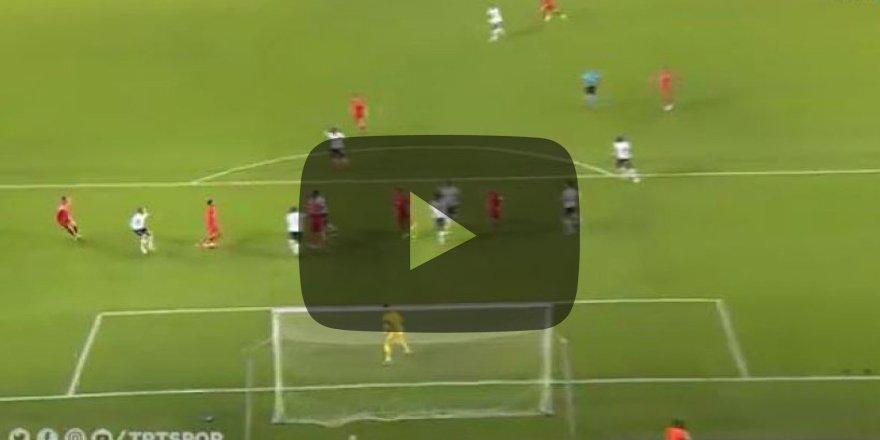 İşte Türkiye-Fransa maçının (2-0) geniş özeti ve goller