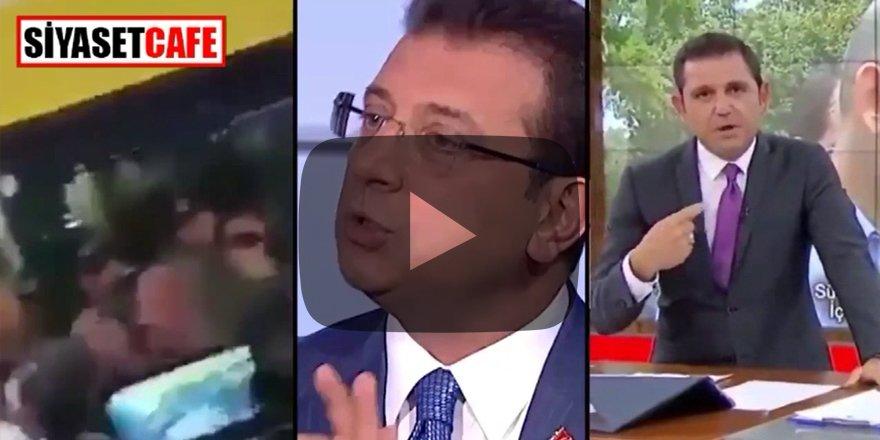 Fatih Portakal'dan İmamoğlu'na ikinci defa tepki
