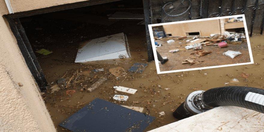 BİM market bodrumunda mahsur kalan işçi hayatını kaybetti